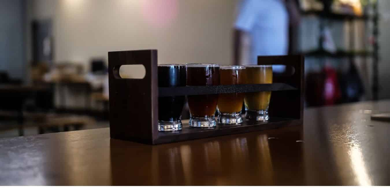 brewery in lake mary or Dees brothers brewery in downtown sanford even has beer flights for you to enjoy.